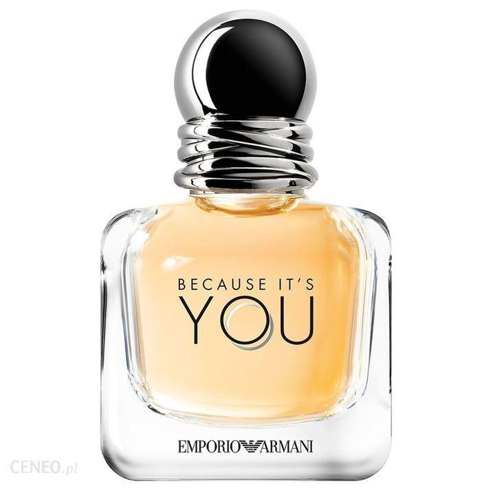 parfum armani you