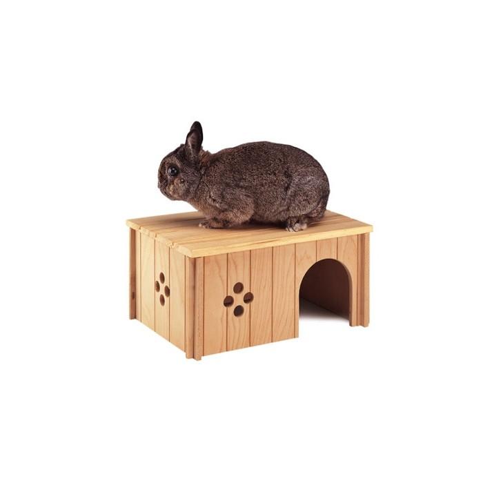 petite maison pour lapin