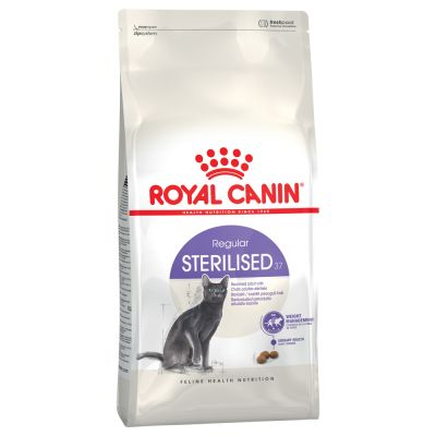 royal canin sterilised chat