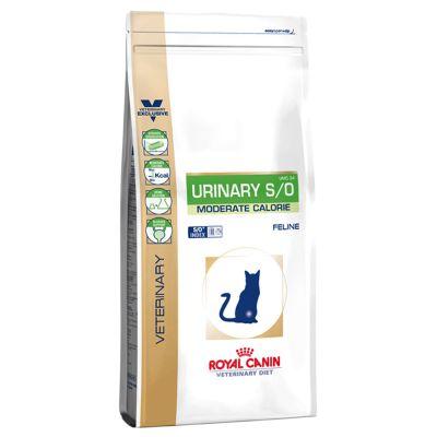 royal canin urinary moderate calorie