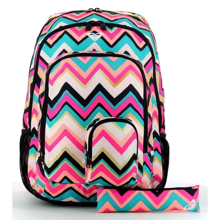sac a dos scolaire roxy