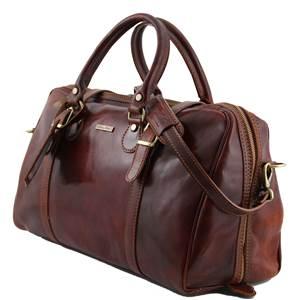 sac de voyage en cuir pour femme