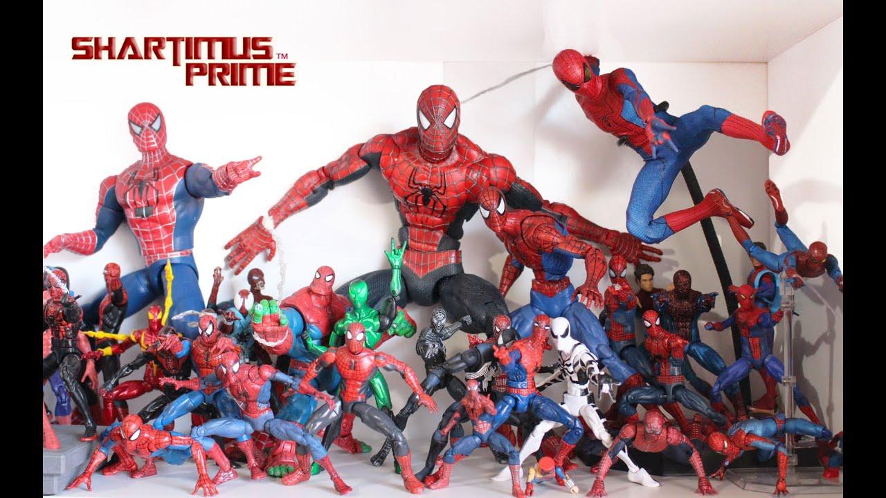 spiderman action