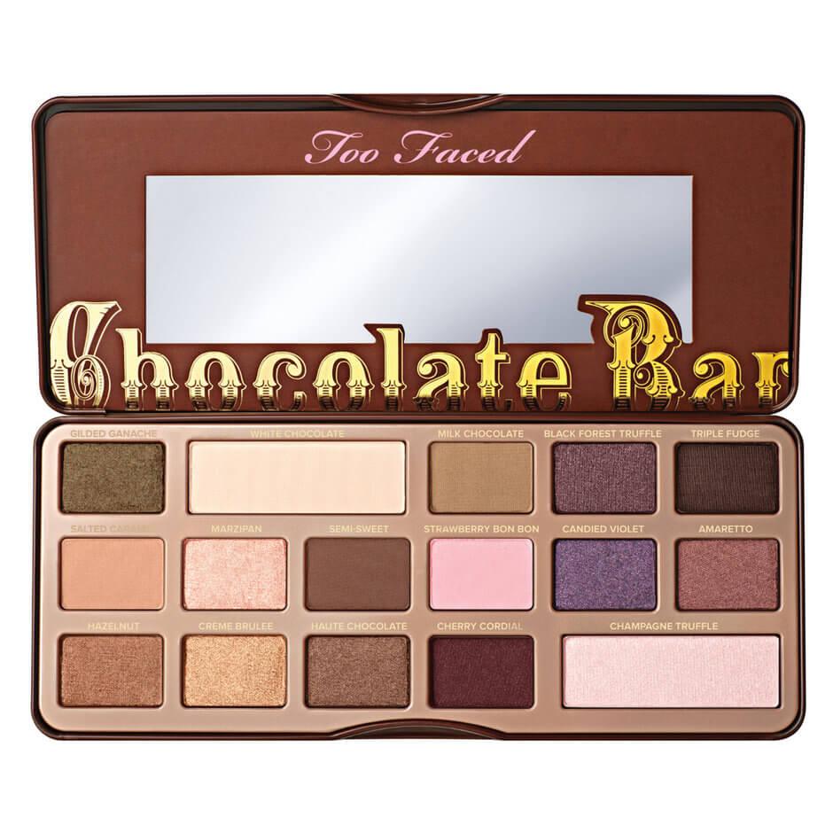 chocolate bar palette