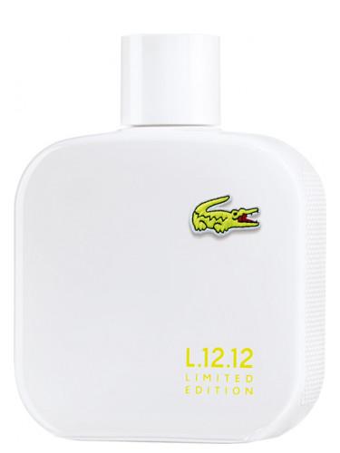 eau de lacoste l 12.12 blanc