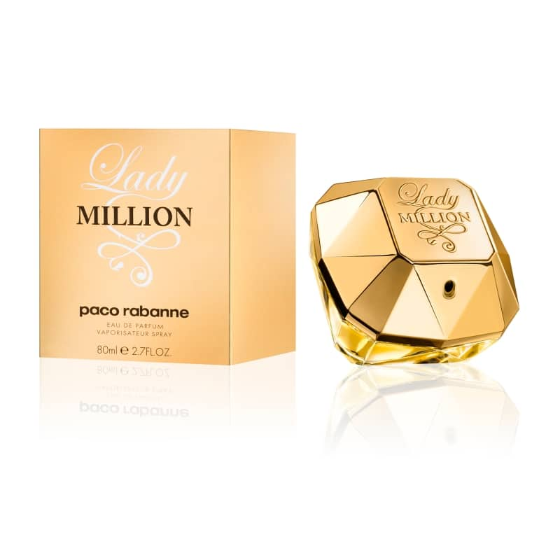 lady million eau de parfum