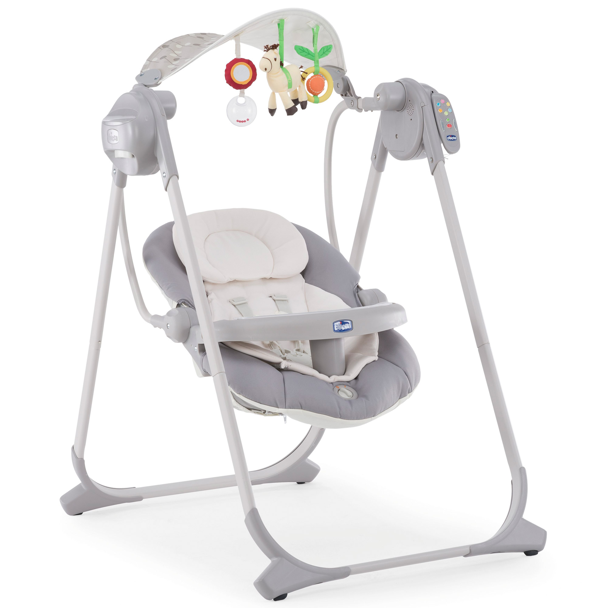 balancelle bébé chicco polly swing