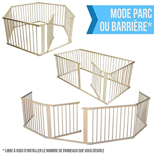 barriere parc bébé