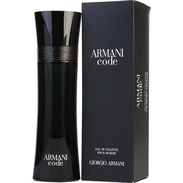 code armani