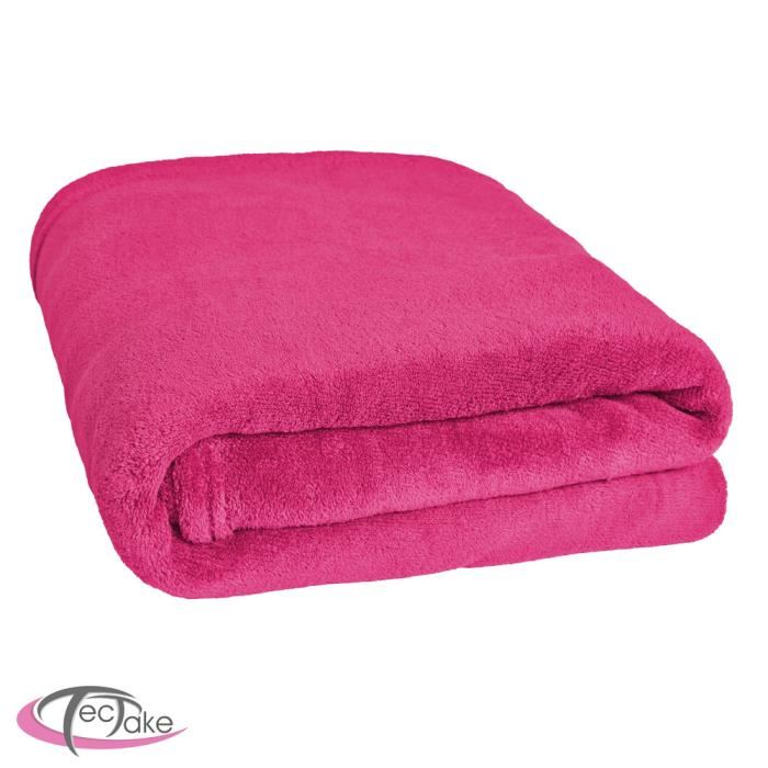 couverture rose