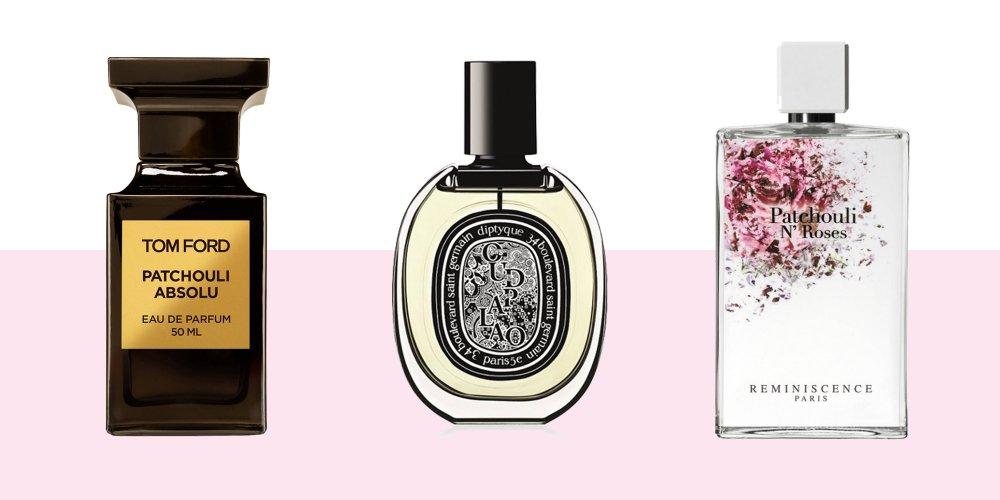 parfum au patchouli