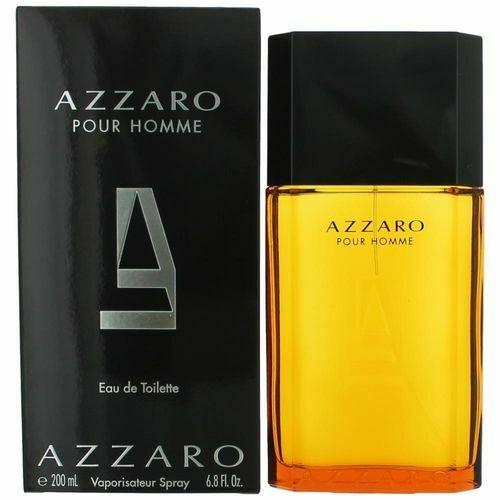 azzaro pour homme eau de toilette vapo 200ml