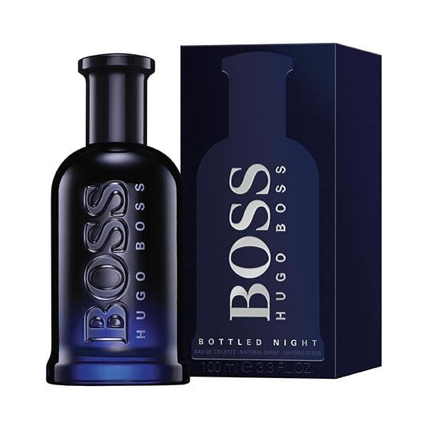 boss bottled night 100 ml
