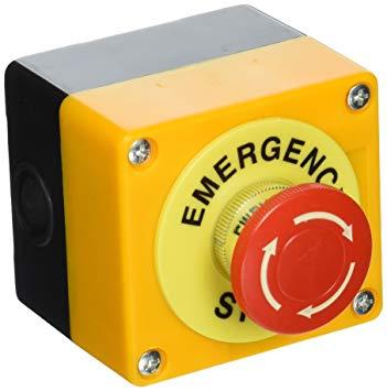 bouton arret d urgence