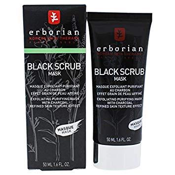 erborian black scrub