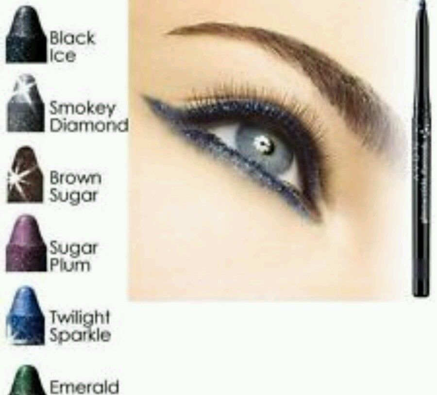 eye liner gris