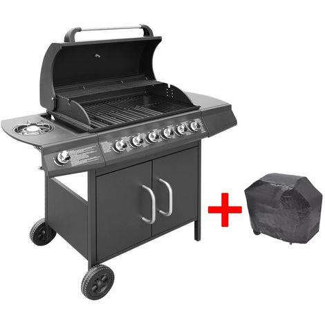 grill a gaz