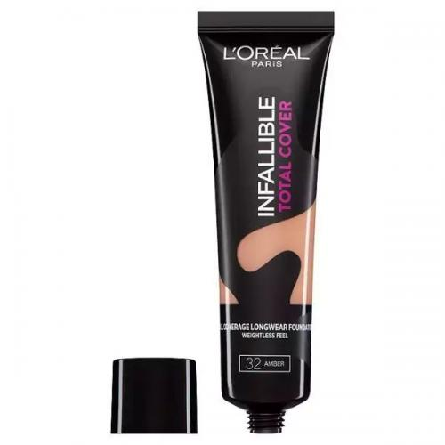 l oreal total cover