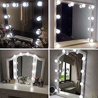 lumiere pour miroir