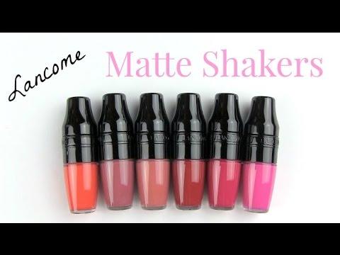matte shaker lancome
