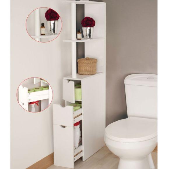 meuble pour wc