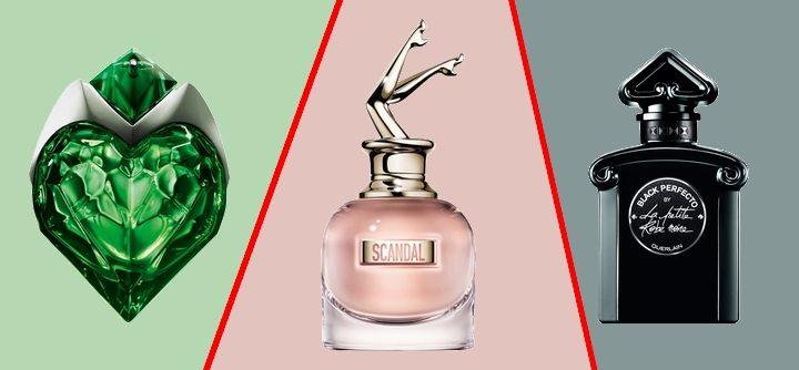 nouveaux parfums 2017