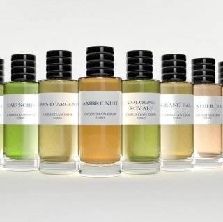 parfum dior collection privée
