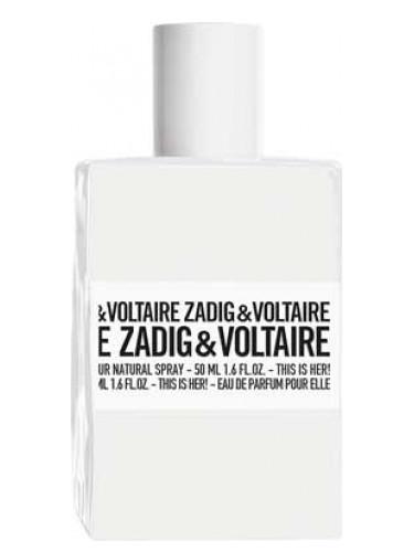parfum zadig et voltaire femme