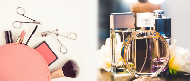parfumerie et cosmétique
