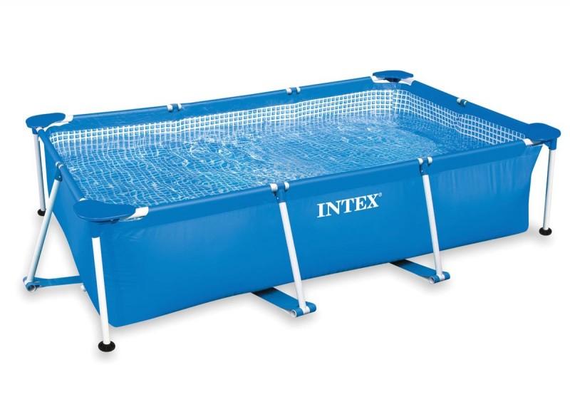 piscine rectangulaire tubulaire