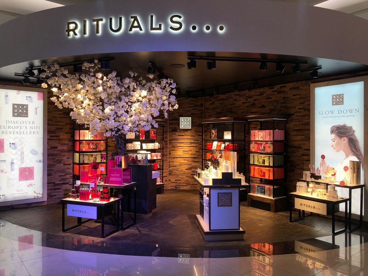 rituals boutique