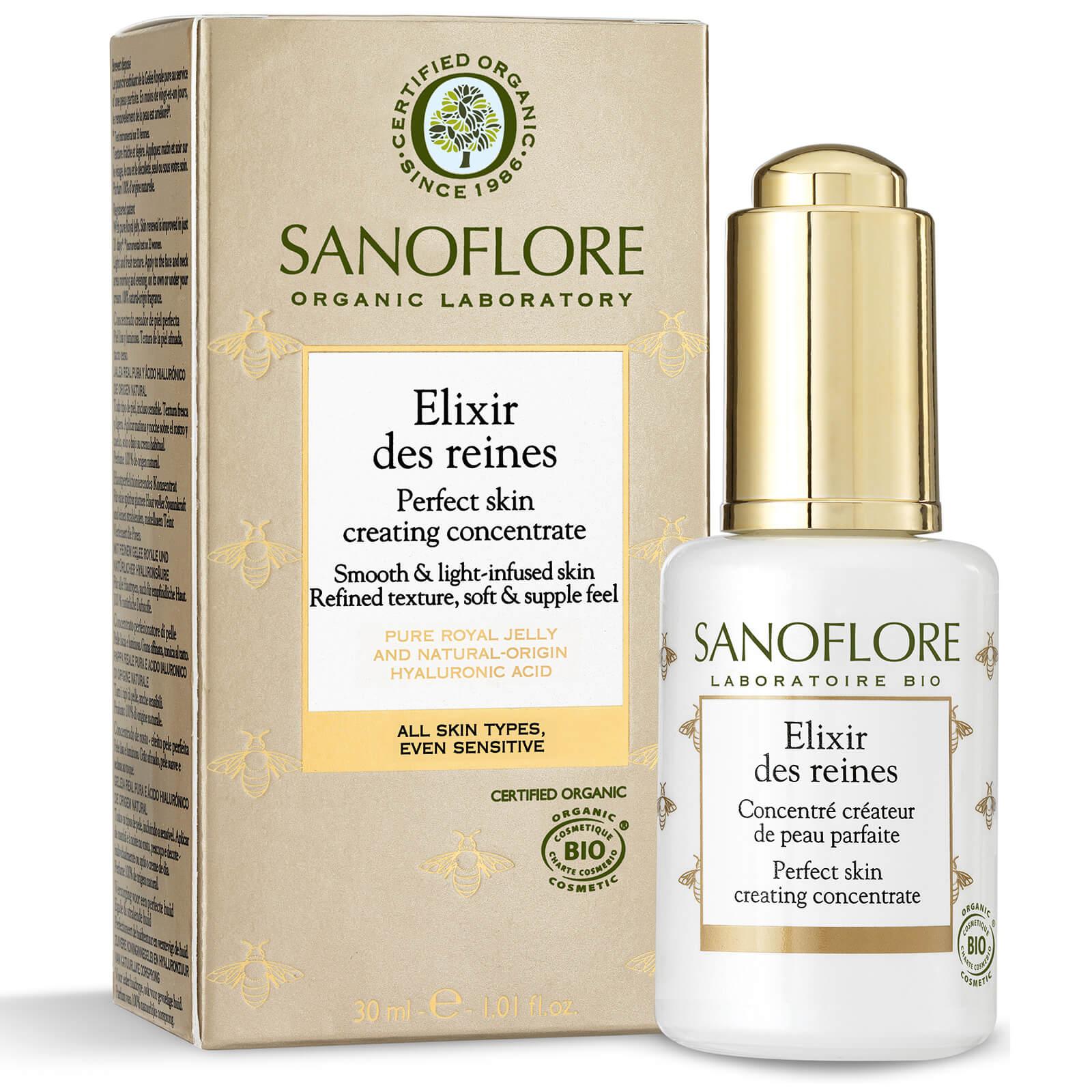 sanoflore elixir des reines